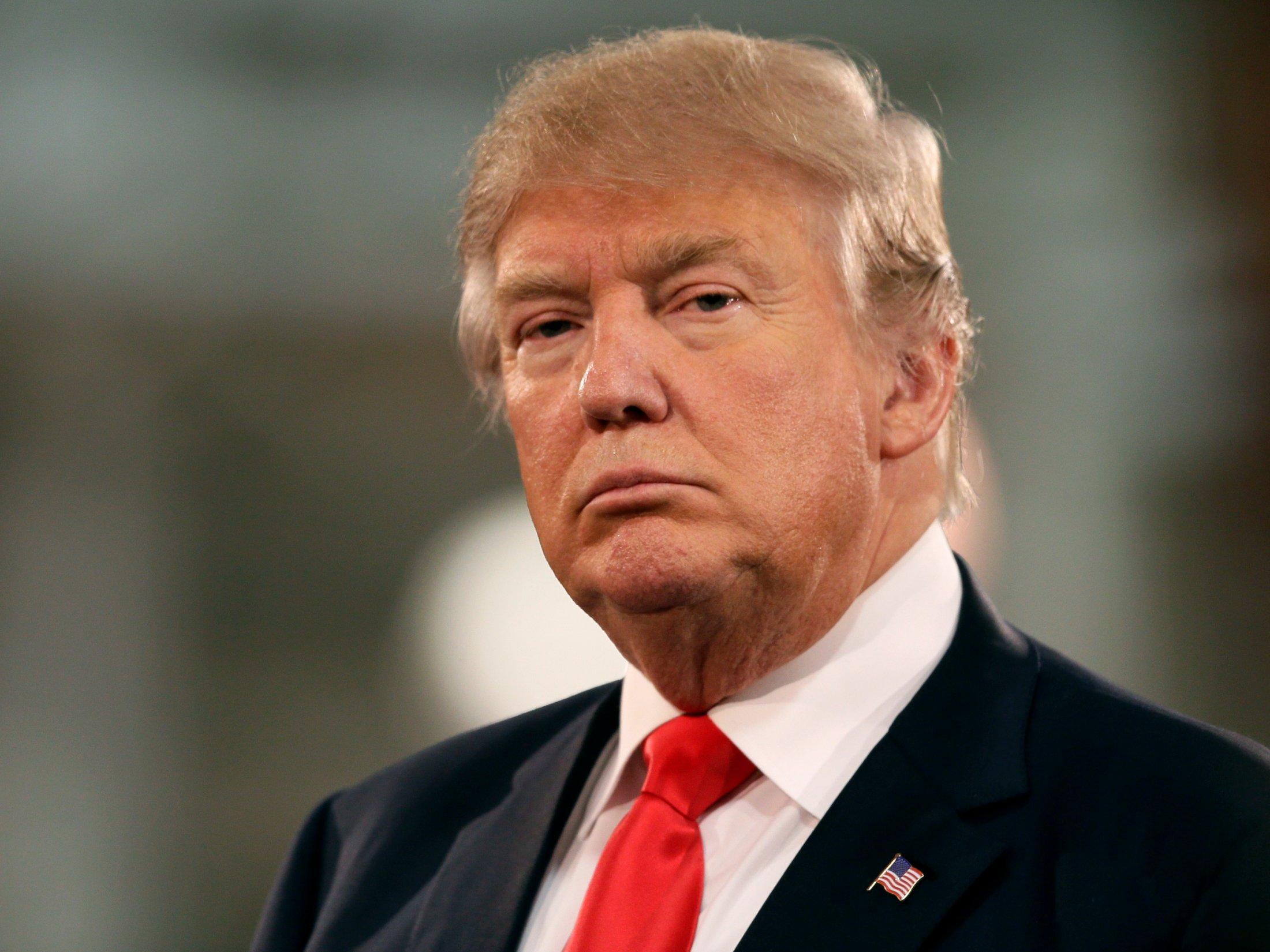 Grump Trump