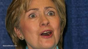 Editorial-Use-Hillary-Clinton-Shocked